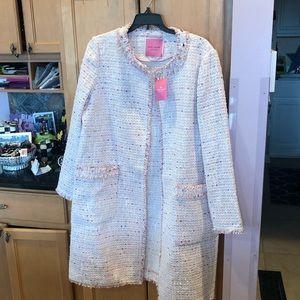 Brand new Kate Soade tweed jacket